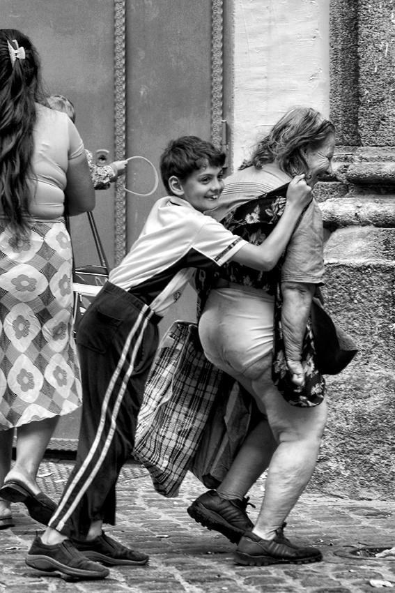 Napoli città d'arte Spaccanapoli  (85)